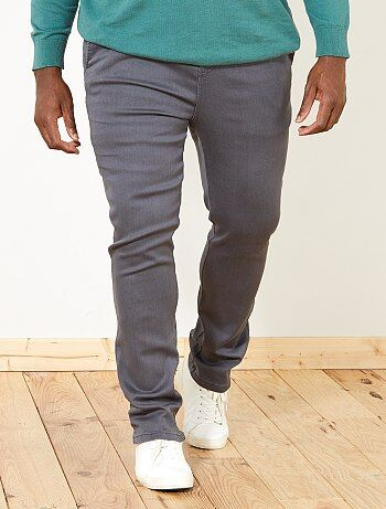 Pantalon chino regular - Kiabi