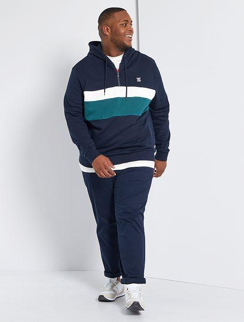 Pantalon chino regular L34                                                                             bleu marine