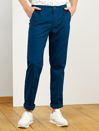 Pantalon chino regular L36 +1m90