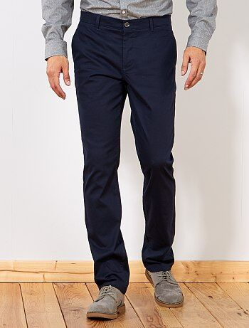 Pantalon chino regular L36 +1m90