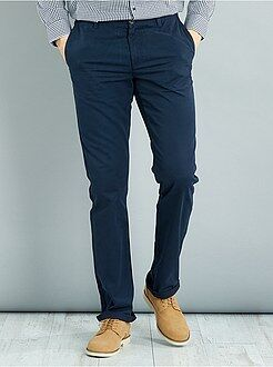 Homme de plus d'1m90 - Pantalon chino regular L38 +1m90 - Kiabi