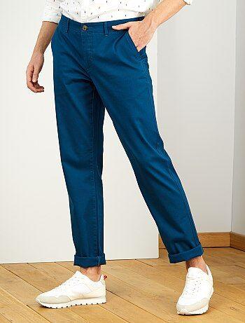 Pantalon chino regular L38 +1m95