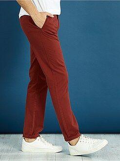 Pantalon chino regular twill - Kiabi