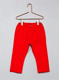 Garçon 0-36 mois Pantalon chino