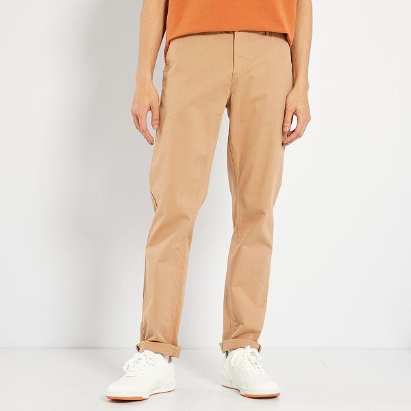 pantalon homme chino