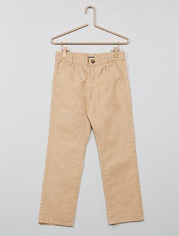 meilleur service e2d73 9487e Tout à moins de 10€ Pantalon Garçon | Kiabi
