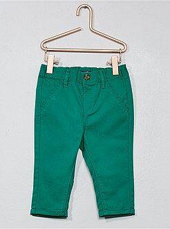 Garçon 0-36 mois - Pantalon chino - Kiabi