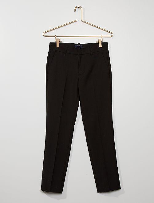 Pantalon de costume                              noir Garçon adolescent