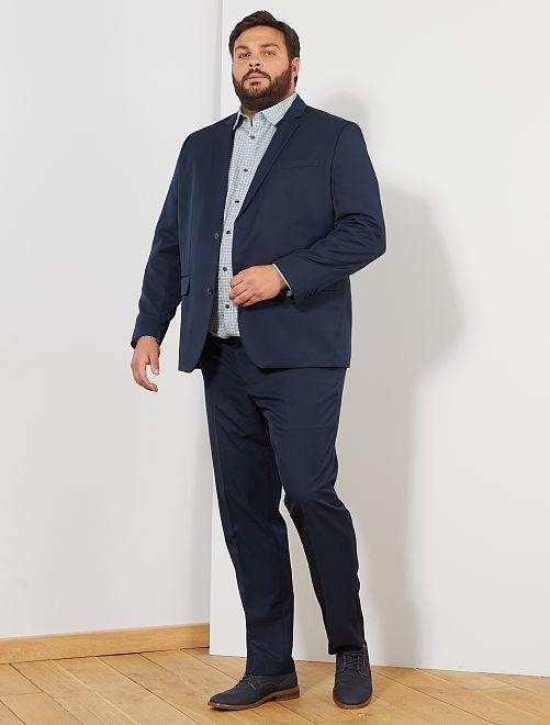 Pantalon homme coupe droite