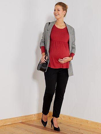 Pantalon de grossesse en maille