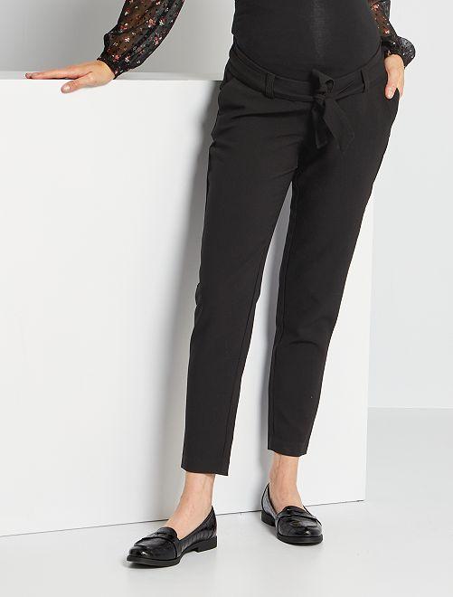 Pantalon de grossesse                             noir
