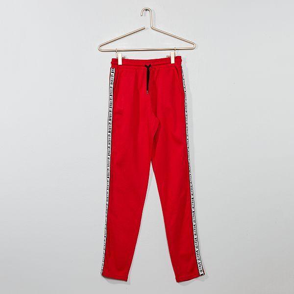 acheter en ligne a5591 a255c Pantalon de jogging à bande