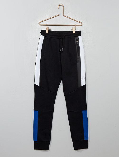 Pantalon de jogging camouflage                                 noir