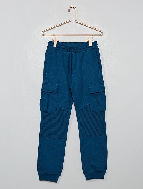 Pantalon de jogging avec poches                                                     bleu nuit
