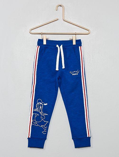 Pantalon de jogging 'Donald'                                         bleu