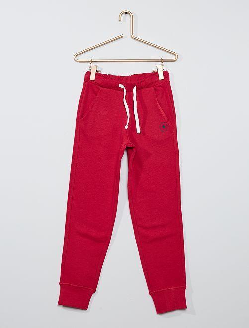 Pantalon de jogging éco-conçu                                                                 fuchsia