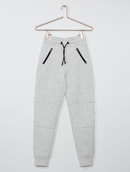 Pantalon de jogging éco-conçu                                         gris