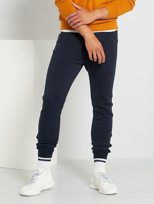 Pantalon de jogging éco-conçu                                         marine
