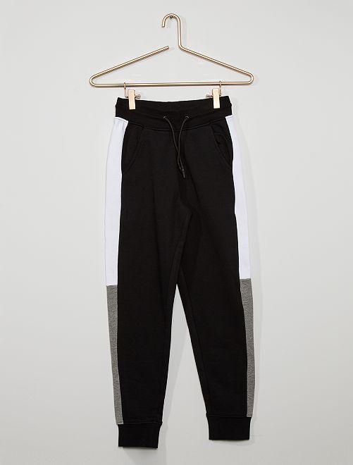 Pantalon de jogging éco-conçu                     noir