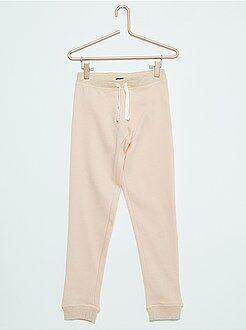Fille 3-12 ans Pantalon de jogging en coton