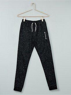 Pantalon - Pantalon de jogging en molleton