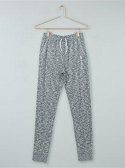 Pantalon de jogging en molleton - Kiabi