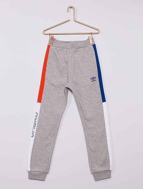 Pantalon de jogging en molleton 'UMBRO'                             gris