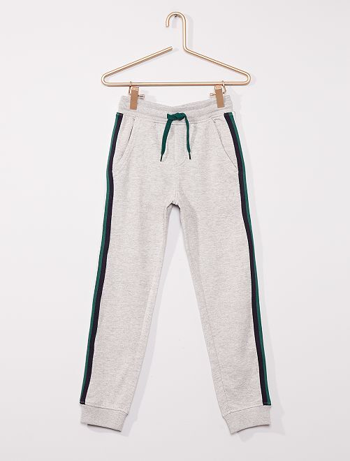 Pantalon de jogging enfant fin                                         GRIS