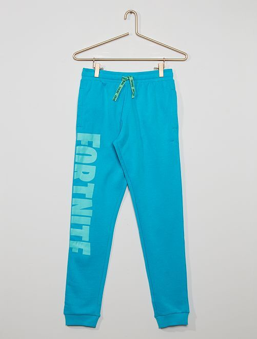 Pantalon de jogging 'Fortnite'                             bleu