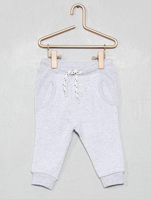 Pantalon de jogging 'robot'                                 gris