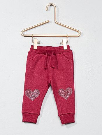 Pantalon de jogging imprimé genou - Kiabi