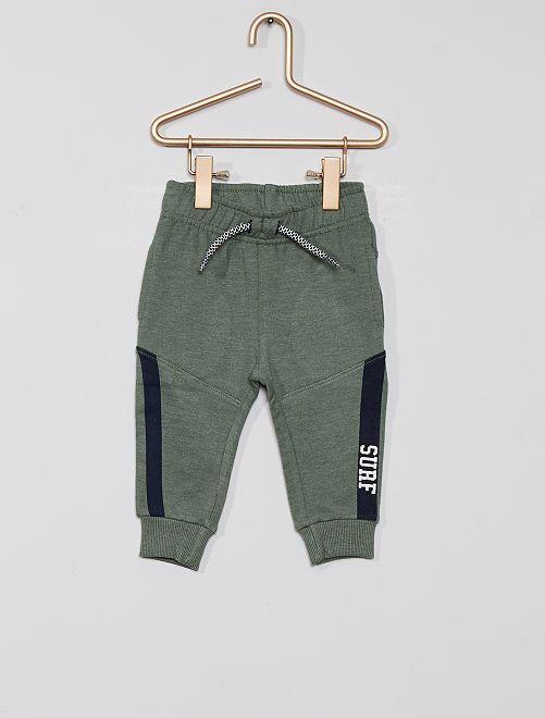 Pantalon de jogging                             kaki