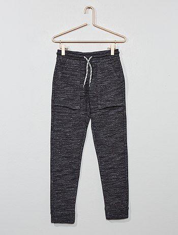 5aad8b84b687a Pantalon de jogging larges poches - Kiabi