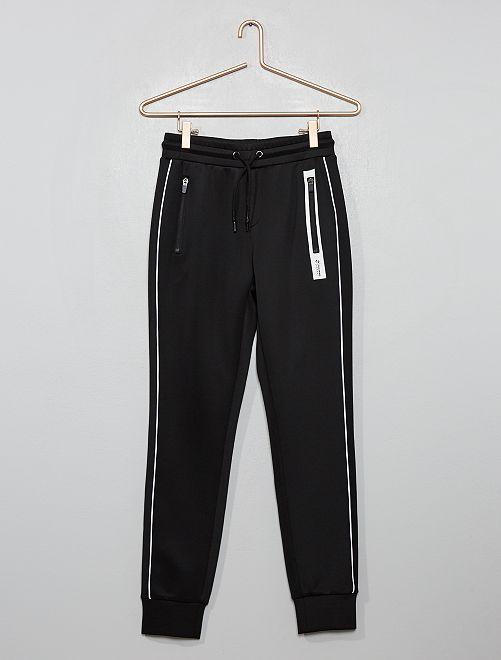 Pantalon de jogging néoprène                                         noir