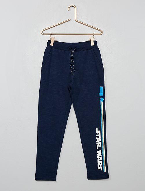 Pantalon de jogging 'Star Wars'                             bleu marine