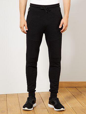 Pantalon de jogging surpiqûres