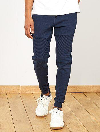 purchase cheap c7ff1 e6800 Pantalon de jogging surpiqûres - Kiabi