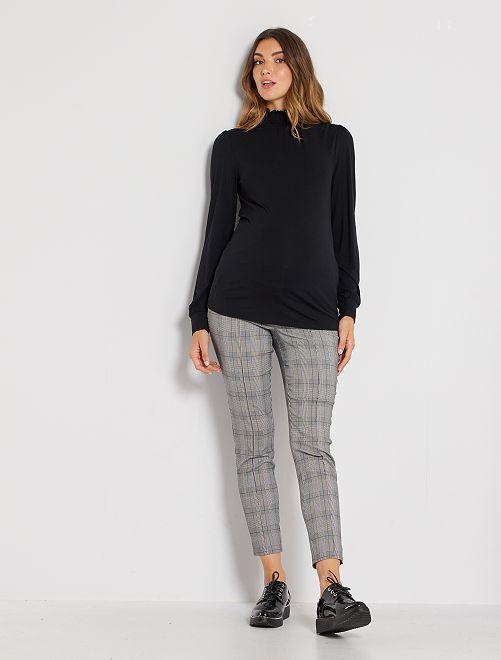 Pantalon de maternité                                         gris