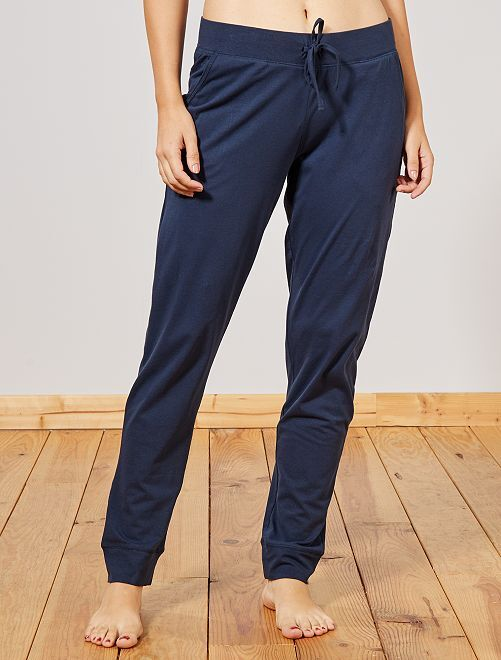 Pantalon de pyjama                                                                             bleu marine