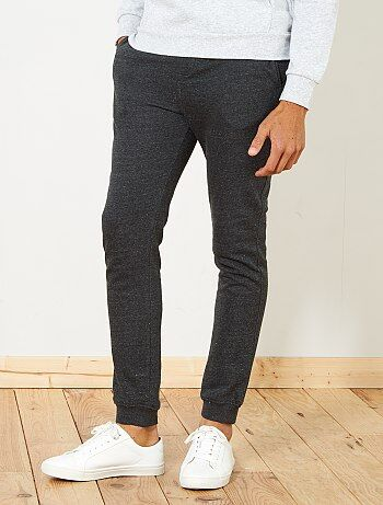 Pantalon de pyjama en molleton - Kiabi