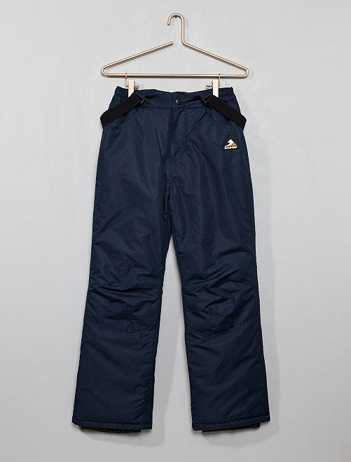 Pantalon de ski 'Longboard' imperméable                                         bleu marine