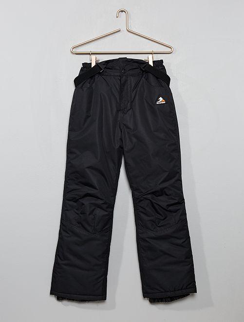 Pantalon de ski 'Longboard' imperméable                                         noir