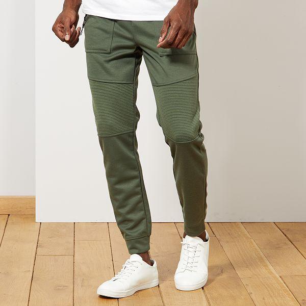 pantalon homme kiabi noir