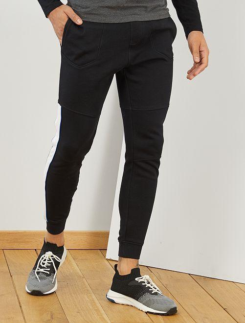 Pantalon de sport 'éco-conception'                                         noir