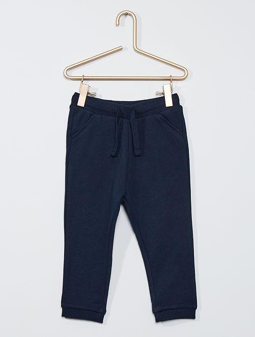 Pantalon de sport éco-conçu                                                     bleu marine