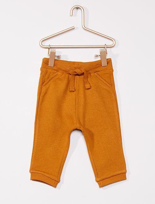 Pantalon de sport éco-conçu                                                                                                     JAUNE