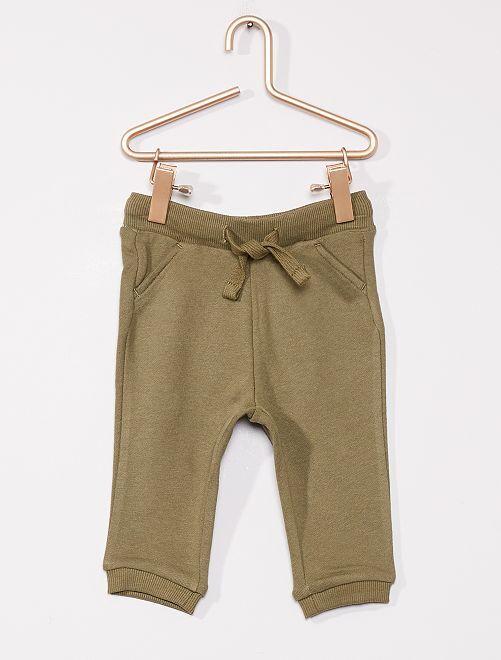 Pantalon de sport éco-conçu                                                                                         vert lichen