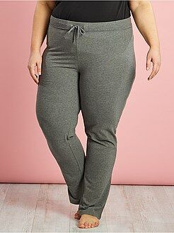 Sport femme - Pantalon de sport en molleton