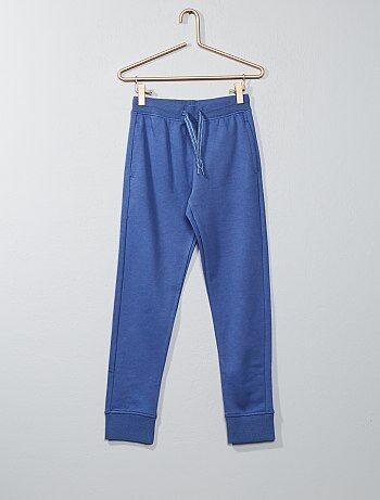 Pantalon de sport en molleton - Kiabi