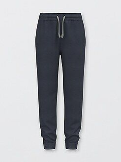 Pantalon - Pantalon de sport en molleton - Kiabi